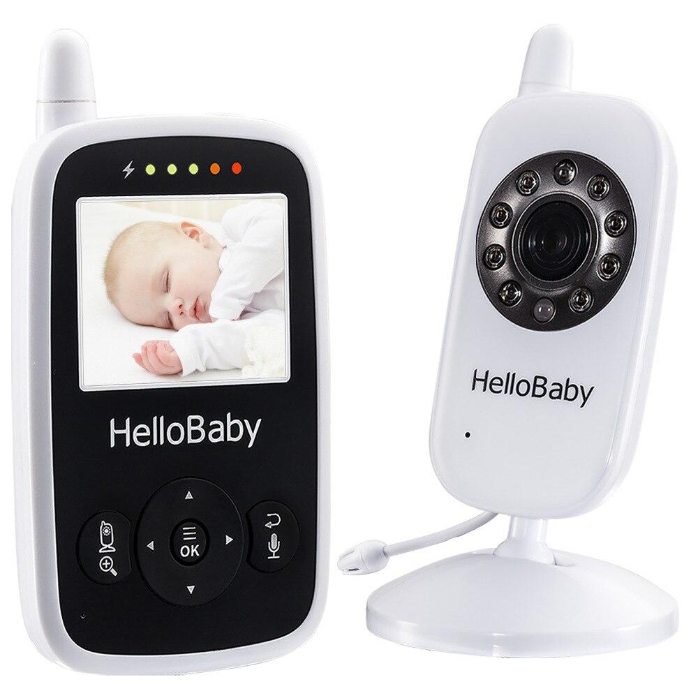 Verwonderend Hello Baby Draadloze Video Babyfoon met Digitale Camera HB24 BS-08