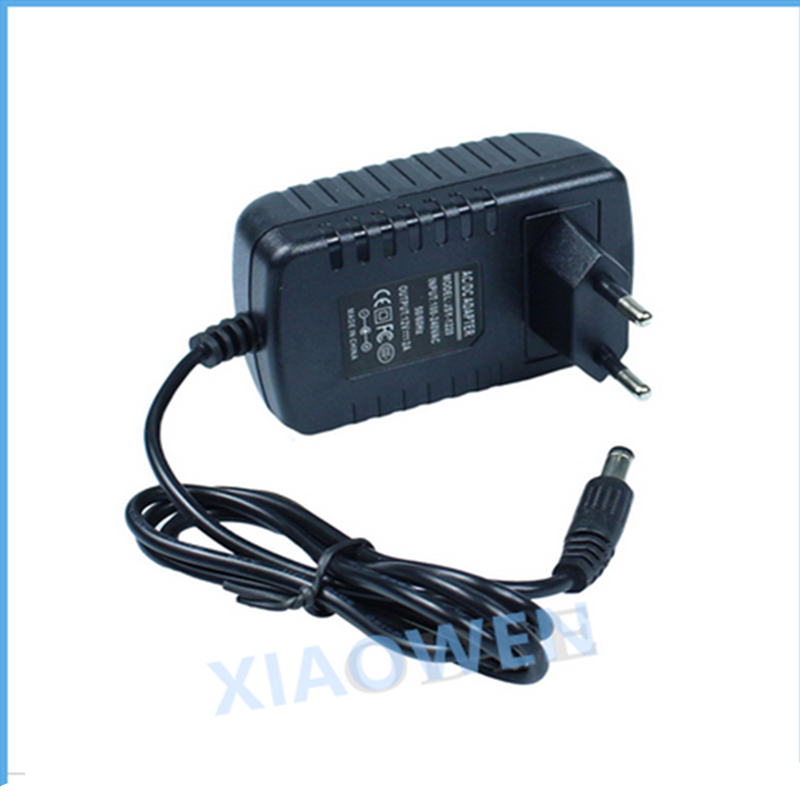 NEW 1PCS 12V2A AC 100V-240V Converter <font><b>Adapter</b></font> DC <font><b>12V</b></font> 2A <font><b>2000mA</b></font> <font><b>Power</b></font> Supply EU Plug 5.5mm x 2.1mm for LED CCTV image