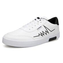 White Men Shoes Men Sneakers Casual Running Shoes Spring New Korean Wild Breathable Lace Up Shoes Mens Shoes Zapatos De Hombre цена в Москве и Питере