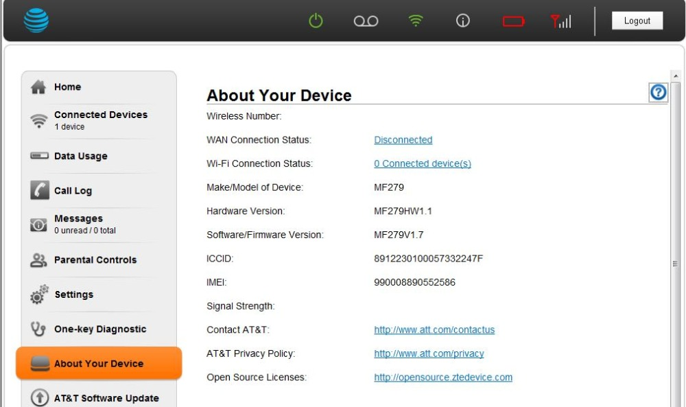 Zte mf279 lte wifi routeur voiture hotspot wi-fi 3g 4g wifi routeur avec fente pour carte sim wifi répéteur extérieur sans fil industriel - 6