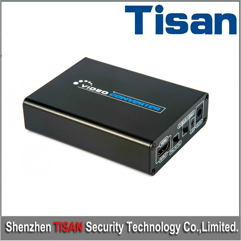 все цены на New 1080p HDMI to CVBS and S-video signal converter can convert HDMI video signal to CVBS composite video signal