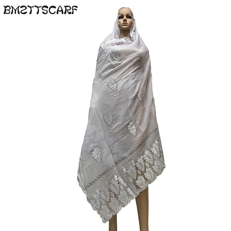 100% cotton   scarf   african shawls muslim women pray   scarf   soft cotton   scarf   for pashmina   wraps   BM703