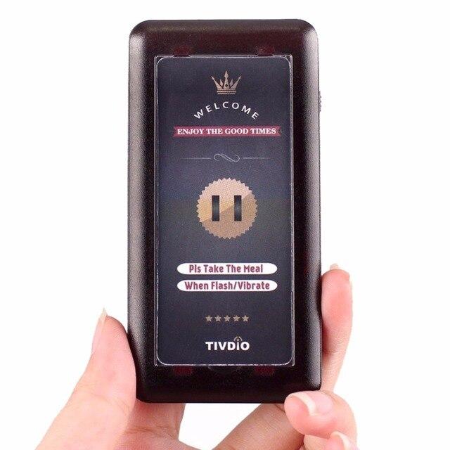 Беспроводной приемник зуммер Викторина вызова пейджера звуковой сигнал для T115 ресторанная пейджинговая система гость очереди Управление ...