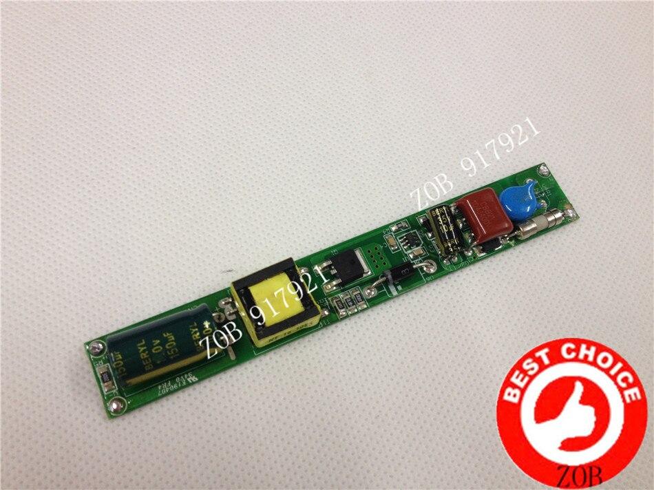 LED T8 T5 трубки драйвер берилл конденсатор 18 Вт AC100V ~ 240 В Вход светодиодный драйв ...