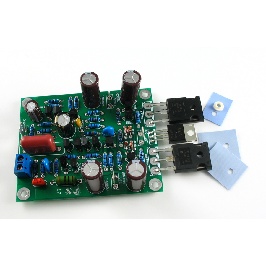 Buy Assemble L7 Mosfet High Speed Fet 300w Class A Amplifier By 2sk1058 4ohm Power Audio Completed Board From Reliable Suppliers On Zoe Tsang