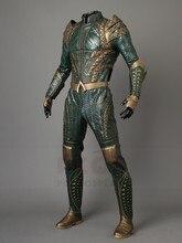 Na skladě Liga spravedlnosti Film Aquaman Arthur Curry Cosplay kostým a obuv mp003660