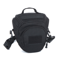 New SLR cameras, waterproof nylon hand carry bag 600 d triangle bag camouflage Men women travel inclined one shoulder bag