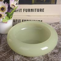 Afghan jade, jade ashtray, home ornament