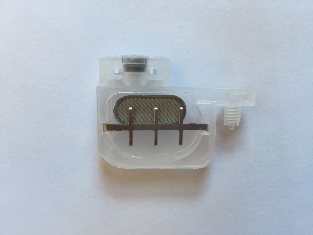 30 pcs transparent small damper with square type for Mimaki JV3 JV4 JV22 printer
