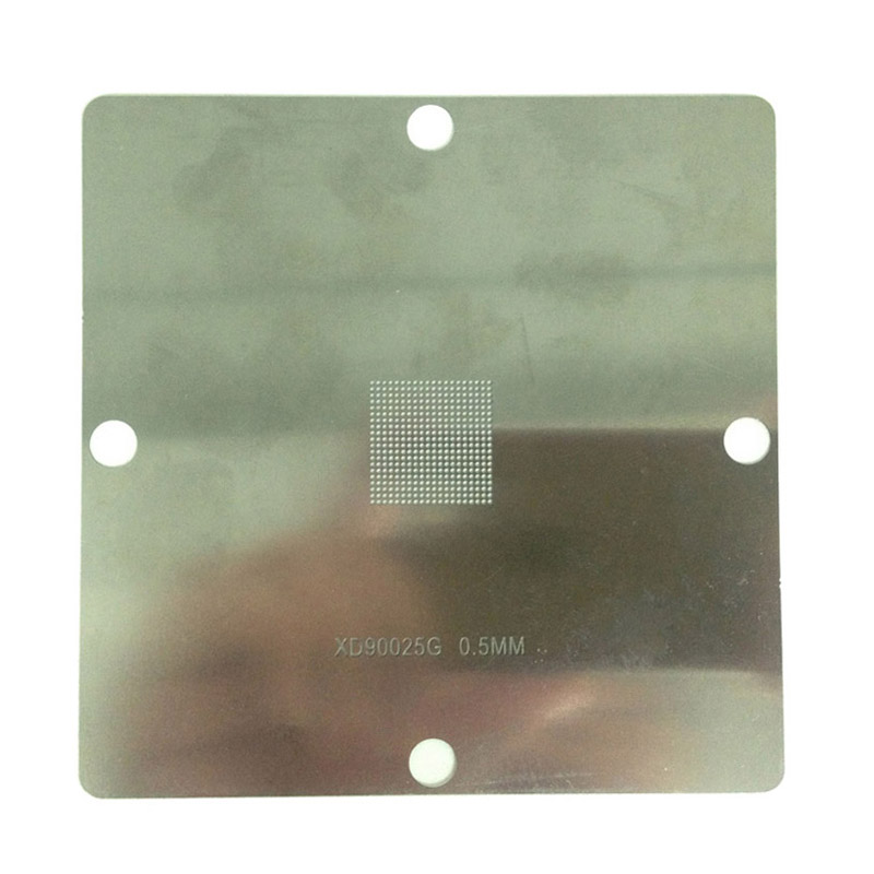 13 pcs XBOX 360 PS3 PS4 Stencils templates 90mm BGA Rework Reballing Station