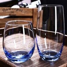 Бокал для вина Небьющийся пластик nbreakable PCTG красное вино стаканы без ножки чашки Многоразовые прозрачные фруктовый сок пивная чашка