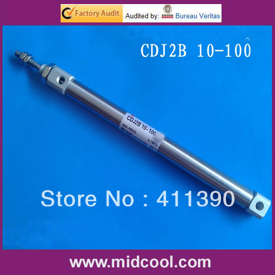 high quality SMC type small gas cylinder CDJ2B 10-100 smc type cujb10 8 small free mounting cylinder cujb10 8 cujb10 8d cujb10 8d