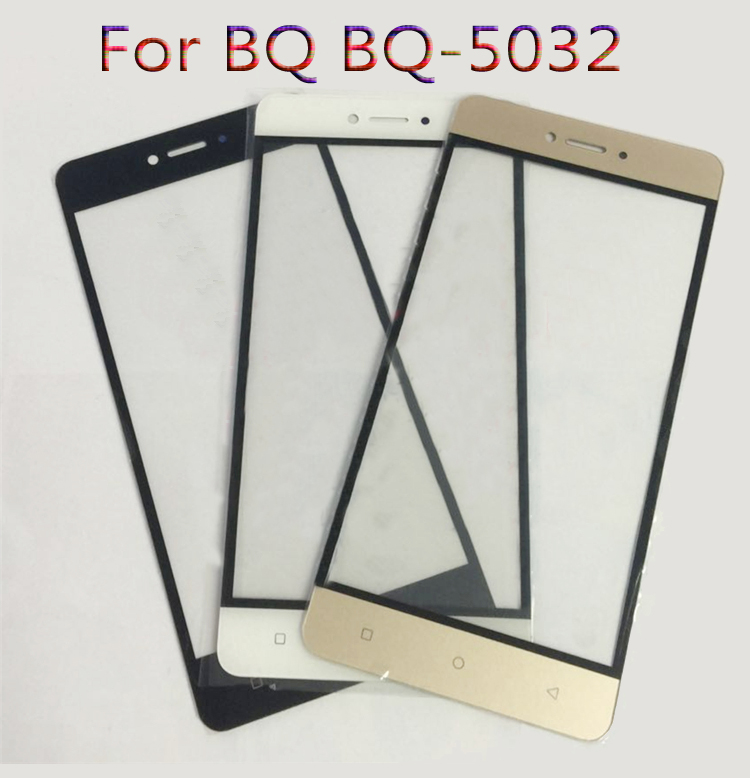 3 color Touchscreen Sensor Touch Screen Digitizer For BQ BQ-5032 Discovery Air Mobile Phone Touch Panel Glass/Just glass