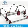 GKTOOLS 45 45cm DIY Mini CNC Laser Engraver Cutter Engraving Machine All Metal Frame Benbox GRBL
