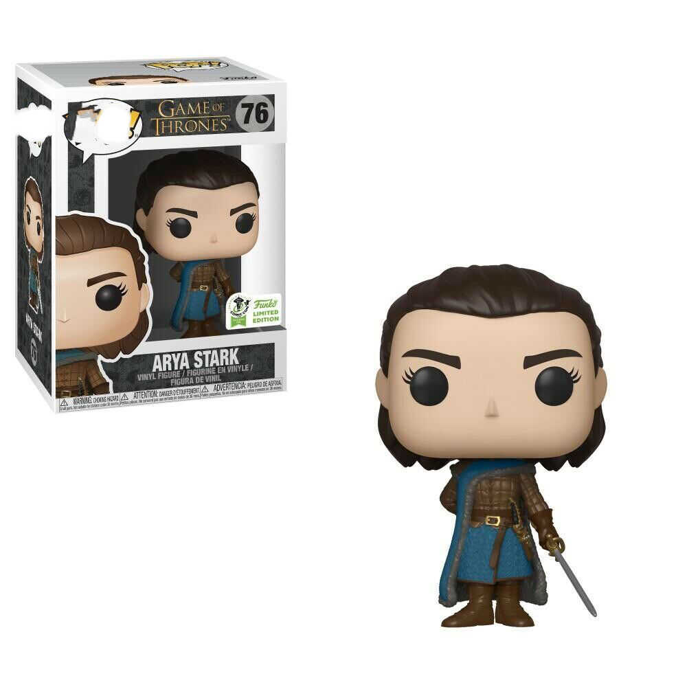 New Hot Game Of Thrones Arya Stark Notte Re Drogon Viserion Ygritte Hodor Jon Snow brinquedos Action Figure giocattoli per bambini