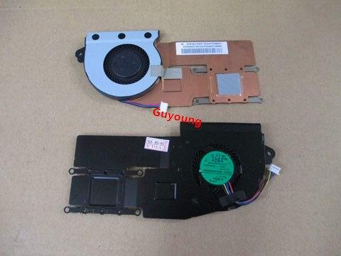 CPU Cooler Heatsink Fan For ASUS VivoBook S200E X201E X202E V X202EP F201E Q200E I EF50050S1-C170-S99 AB05105HX060B00