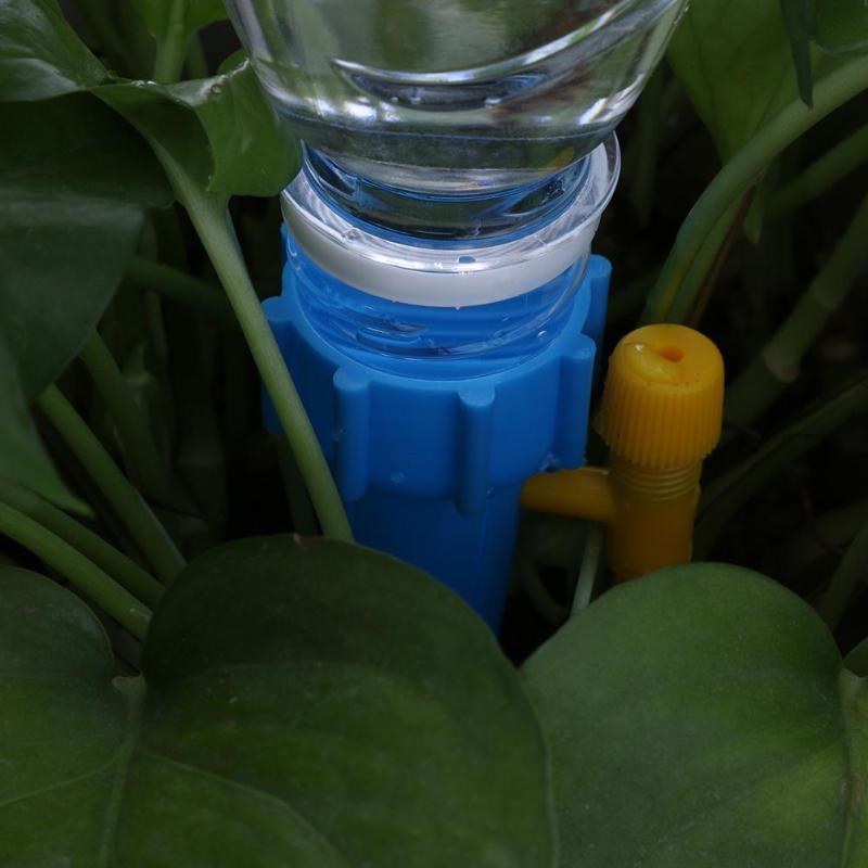 18 шт. автоматический полив для полива, заводы для помещений, бытовой автоматический капельный полив, система полива, автоматический полив, Спайк