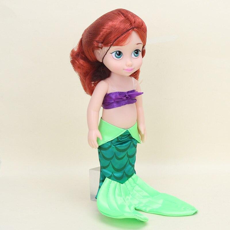 30cm princess doll ariel the little mermaid sofia princess - Princesse sofia et ariel ...