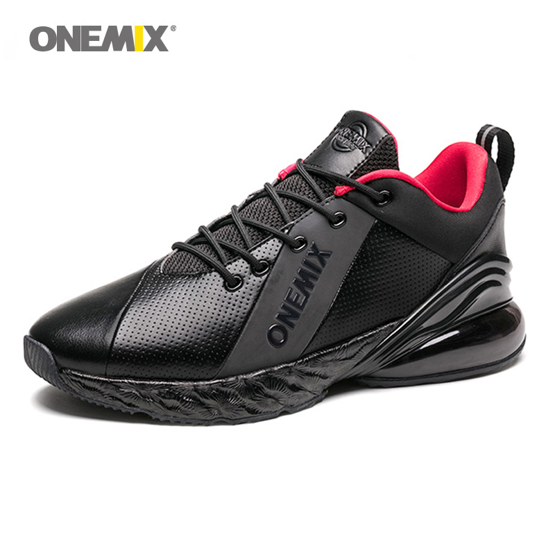 ONEMIX Air 270 Mens Breathable Running Shoes Sport New jogging shoes shock absorption cushion soft midsole leather Max shoesONEMIX Air 270 Mens Breathable Running Shoes Sport New jogging shoes shock absorption cushion soft midsole leather Max shoes