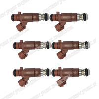 High Flow performance 1400cc Fit for 2004 2005 VW Golf GTi R32 3.2L VR6 Fuel injectors Freeshipping