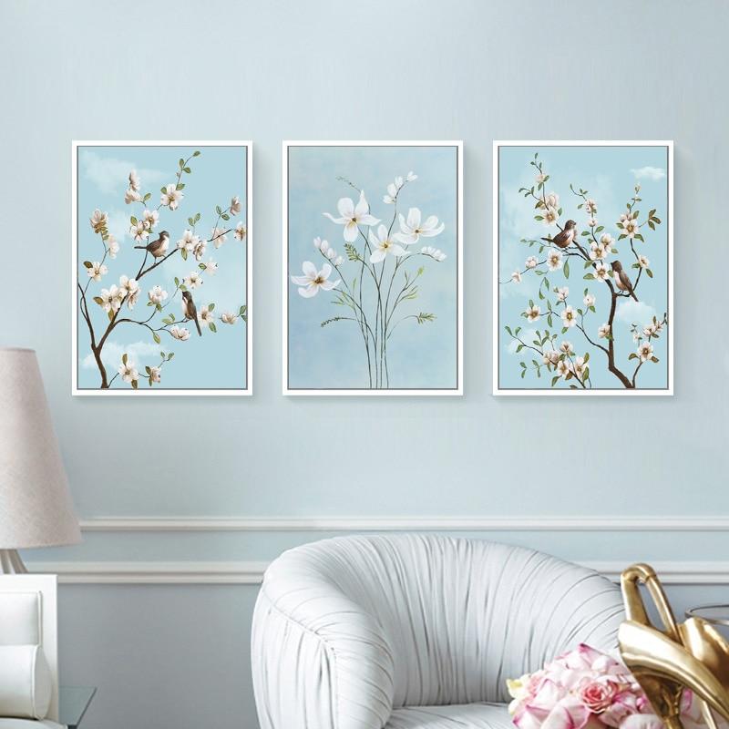 Алмази вишивка квітами потрійні - Мистецтво, ремесла та шиття - фото 4