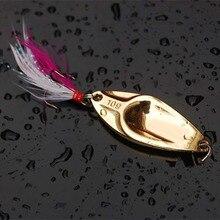 1PCS Fishing Lure 5g 10g 15g 20g Shine Metal Treble Peche Long Shot Hard Lure Wobbler Carp Fishing Tackle Spinner Bait