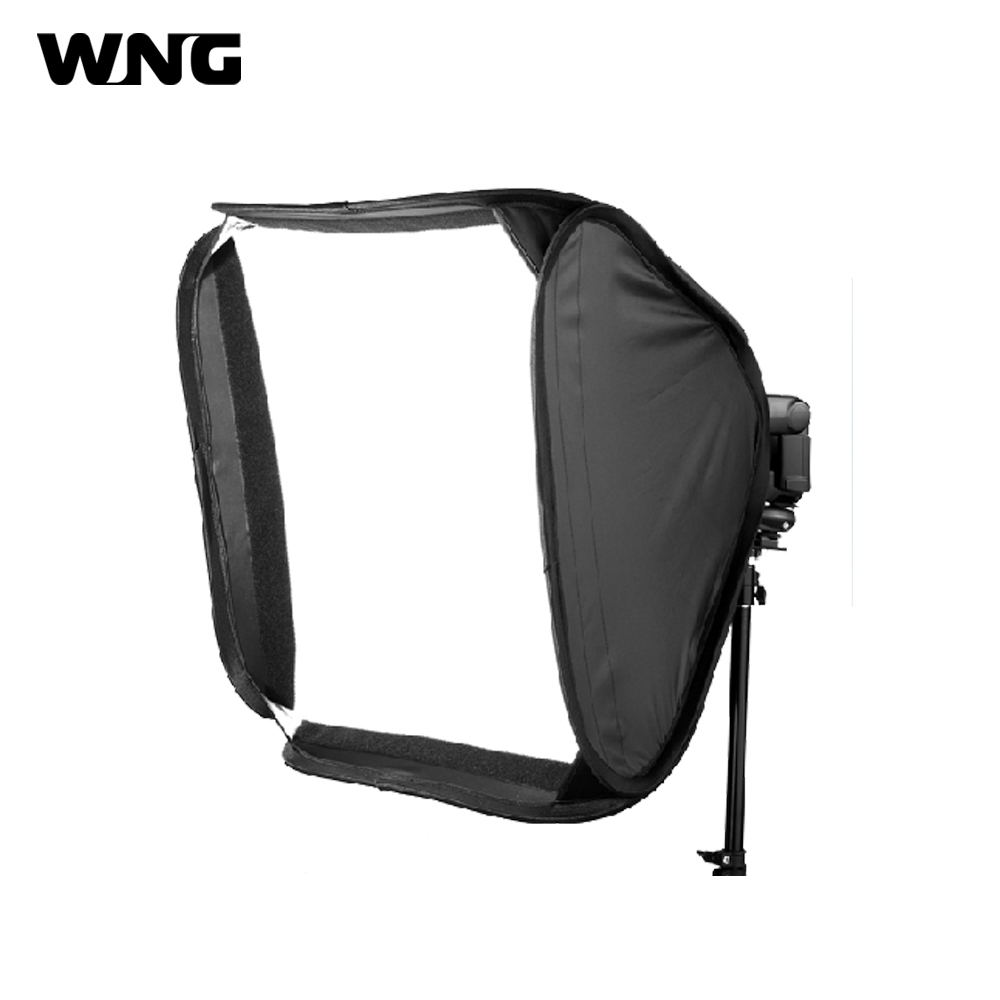 16 40CM Portable Softbox Soft Box For Speedlight and Flash Light Accessories For Photo and Studio рассеиватель phottix flash strap and softbox set 37228