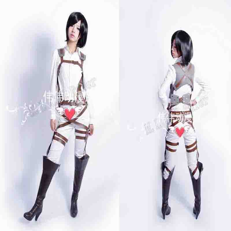 Attack on Titan Shingeki no Kyojin Sasha Harness Belt Hookshot Cosplay Belts Free Size