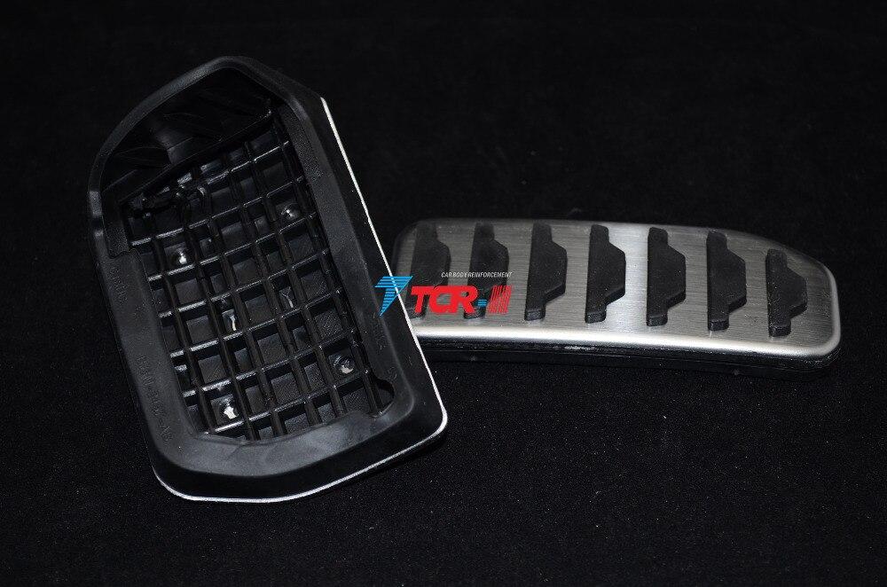 No-Drill Gas Brake Pedal Pads Original For Land Rover Evoque 2011 2012 2013 2014
