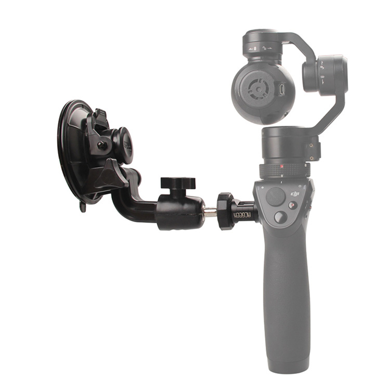 DJI Osmo+ Mobile Car Auto Sucker Bracket OSMO Mount Holder for Drone DJI Accessories DJI Osmo Mobile Handheld Gimbal Stabilizer 4