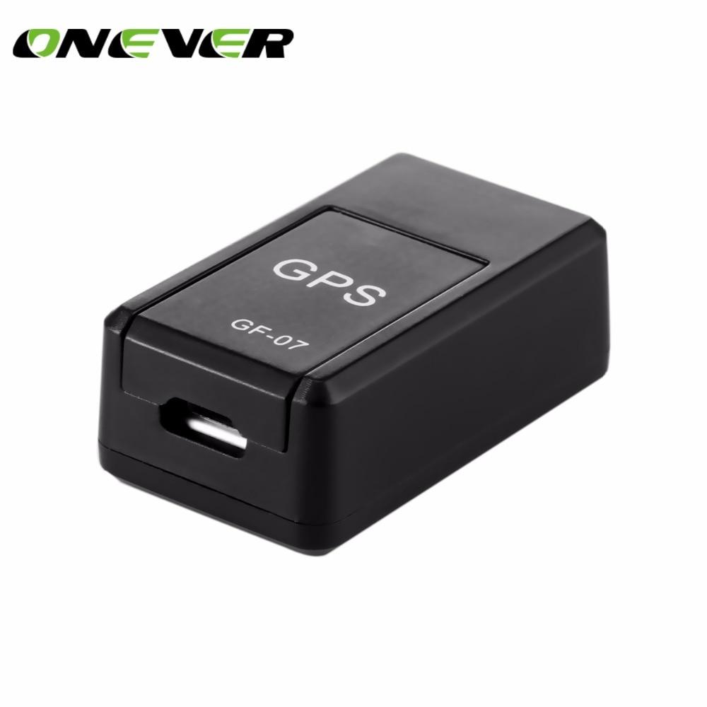 Onever мини автомобиля lbs-трекер Locater встроенный Батарея Портативный магнитные устройства слежения для автомобиля Автомобиль Мотоцикл