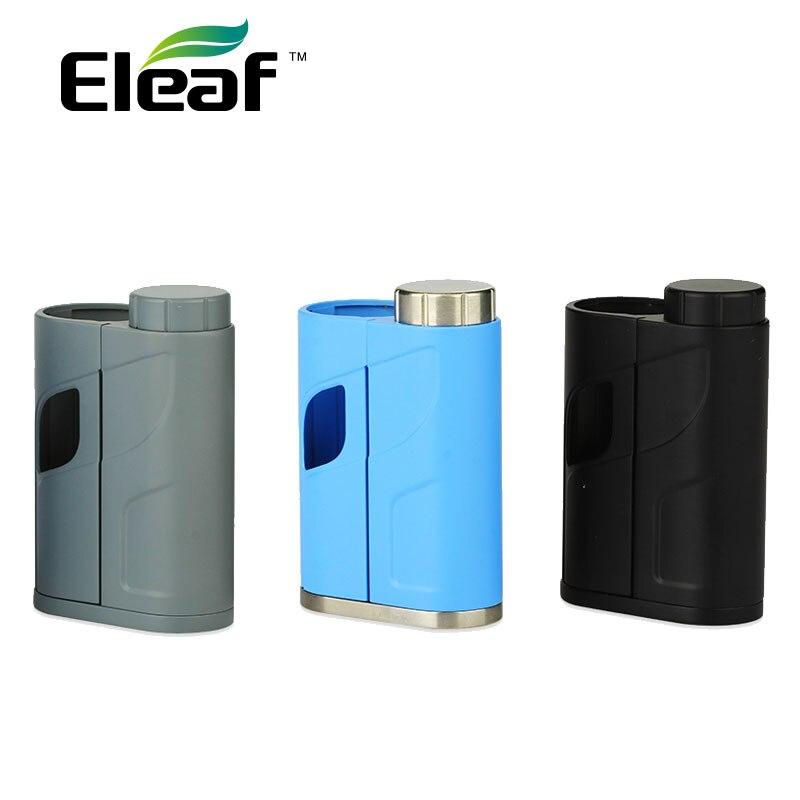 Original Eleaf iKonn Total MOD 50W Match ELLO mini or Ello Mini XL Electronic Cigarette Dual Circuit Protection Vape Mod ikonn