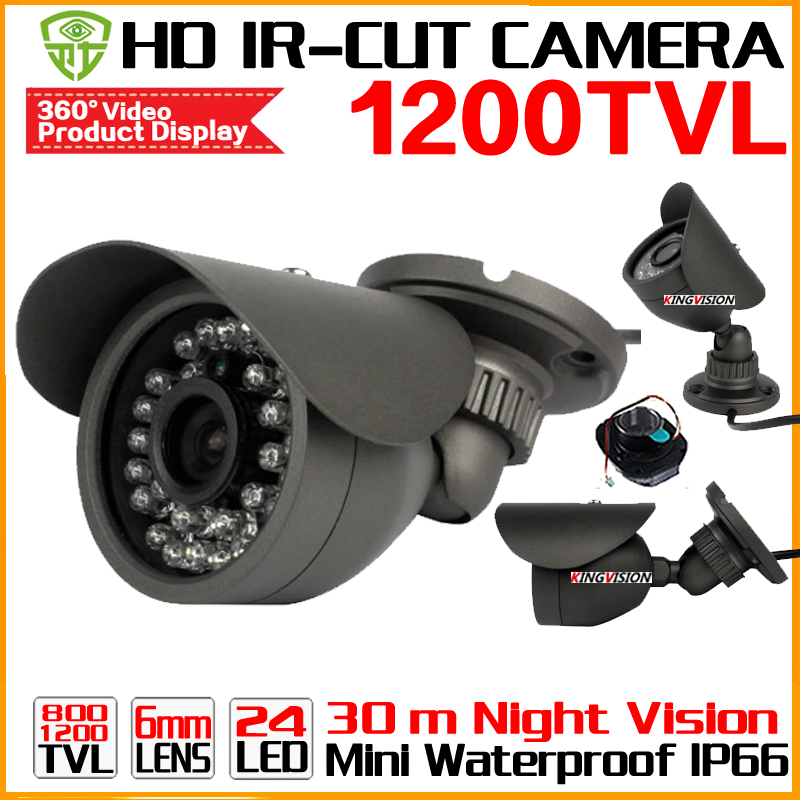 HD Meta Mini 1/3cmos 1200TVL HD CCTV Security Surveillance Color Small ahdl Camera Infrared Night Vision Ir Out Waterproof IP66 small mini metal 1200tvl cctv security surveillance hd camera ir cut infrared night vision metal waterproof ip66 color home cam