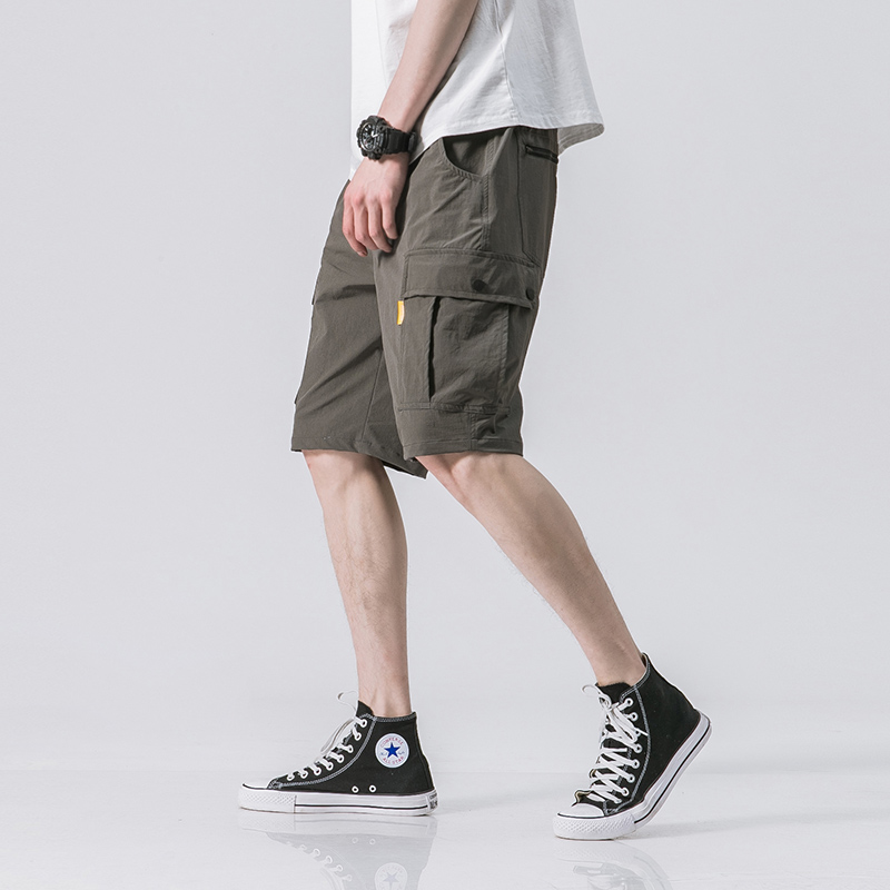 Mens Military Cargo Shorts 2018 Brand New Army Camouflage Tactical Shorts Men Cotton Loose Work Casual Short male Plus Size