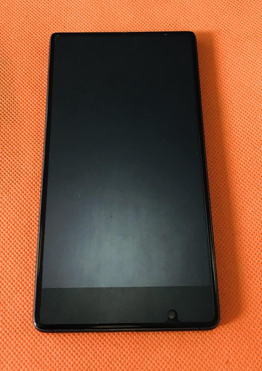 使用オリジナル Lcd ディスプレイ + デジタイザタッチスクリーン + フレーム UMIDIGI クリスタル MTK6737T クアッドコア 5.5 インチ FHD 送料無料  グループ上の 携帯電話 & 電気通信 からの 携帯電話用液晶ディスプレイ の中 1