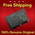Envío libre batería original del ordenador portátil para asus k61 k70 p50 p81 x65 X70 X50 X5C X8B X8D K40IJ K40IN K50ij K50IN K70IC K70IJ K70IO