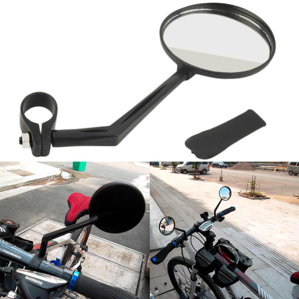 360 degrés Flexible vélo vélo guidon rétroviseur Vision miroir réflecteur livraison directe