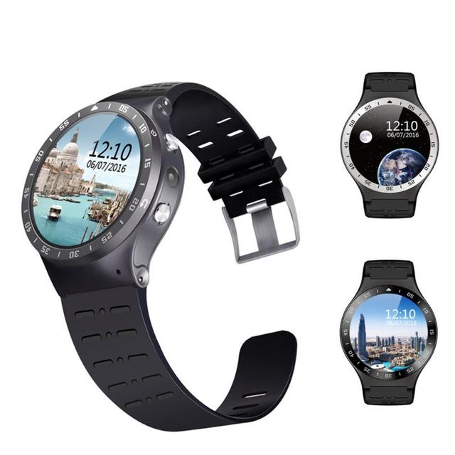 S99A ZGPAX GSM 8 Г Quad Core Android 5.1 Smart Watch С 5.0 МП Камерой GPS WiFi