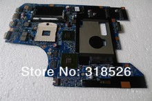 the laptop motherboard for LENOVO Z570 motherboard HM65 n0n-integrated tested good