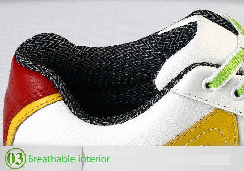 de golfe sapatos femininos anti-lado skid sapatos