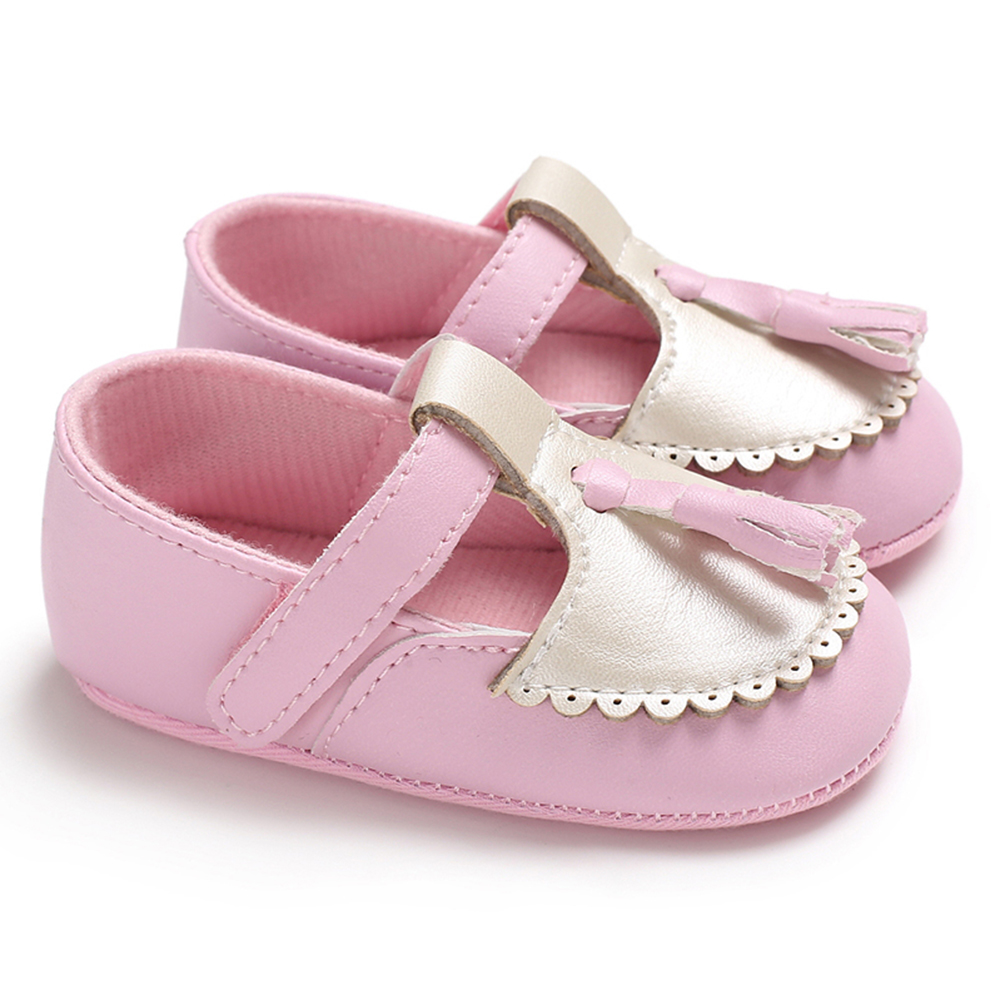 Girls Toddler Shoes Mary Jane Princess Shoes Soft Sole Non Slip Leather Shoes