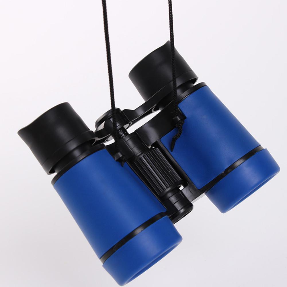 HobbyLane 4x30 Plastic Children Binoculars Telescope Maginification For Kids Outdoor Games Boys Toys Gift 5