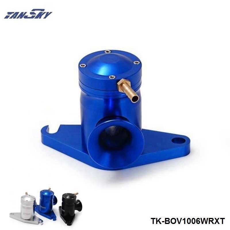 Prix pour TANSKY-Boulon-Sur Top Mount Turbo BOV Blow Off Valve Dump Adaptateur Pour Subaru 2002-2007 TK-BOV1006WRXT