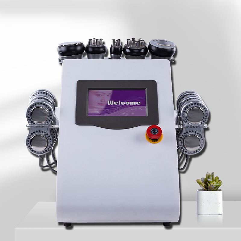 2019 New Household Hot Vacuum Decompression System Beauty Weight Loss Machine Best-selling Best Salon Machine