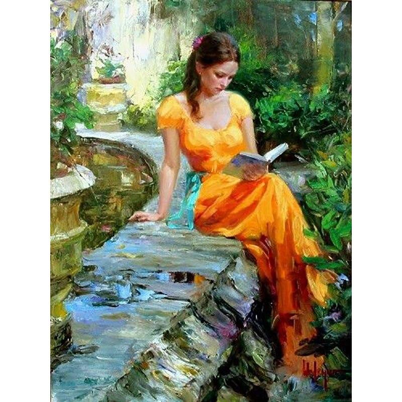 """Bildresultat för beautiful woman painting"""""""