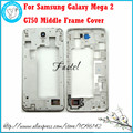 For Samsung Galaxy Mega 2 G750 New Original Phone housing cover case Middle Frame Cover + Tool + Free shipping