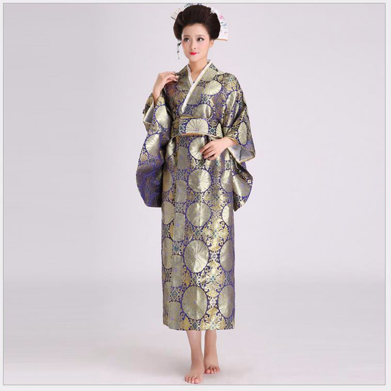 Fabuleux traditionnel japonais femme EL28