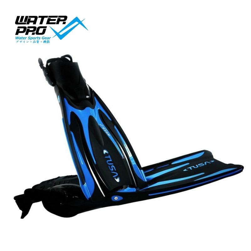 TUSA HYFLEX VESNA SF-0101 aletas ajustables aletas buceo agua deportes Snorkeling