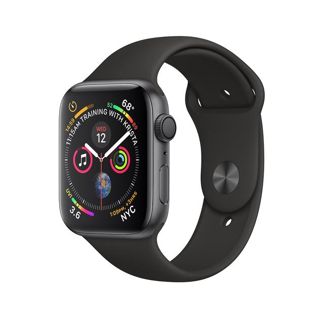 Apple Watch serie 4   50 M resistente al agua reloj inteligente de Apple GPS 40mm