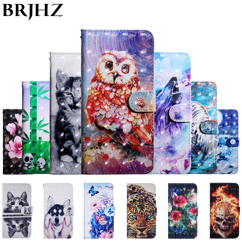 Note 9 Case on sFor Coque Samsung Galaxy Note 9 case For Fundas Samsung Galaxy Note 9 Cover 3D Painted Wallet Stand Phone Cases